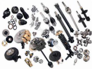 قطعات لاستیکی صنایع خودروسازی
